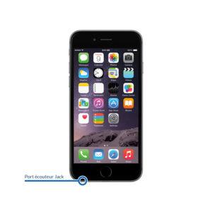 jack i6 300x300 - Réparation port jack / casque pour iPhone 6