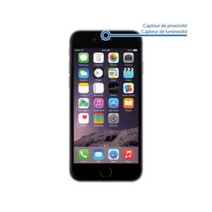 proxi i6 300x300 - Remplacement capteur de proximité/luminosité pour iPhone 6