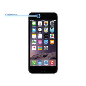 selfie i6 300x300 - Remplacement caméra avant pour iPhone 6