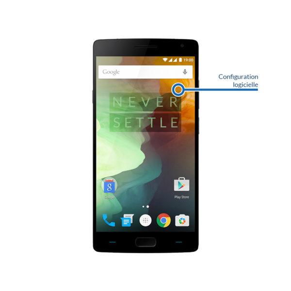 soft op2 600x600 - Réinstallation - configuration logicielle Android pour Oneplus 2