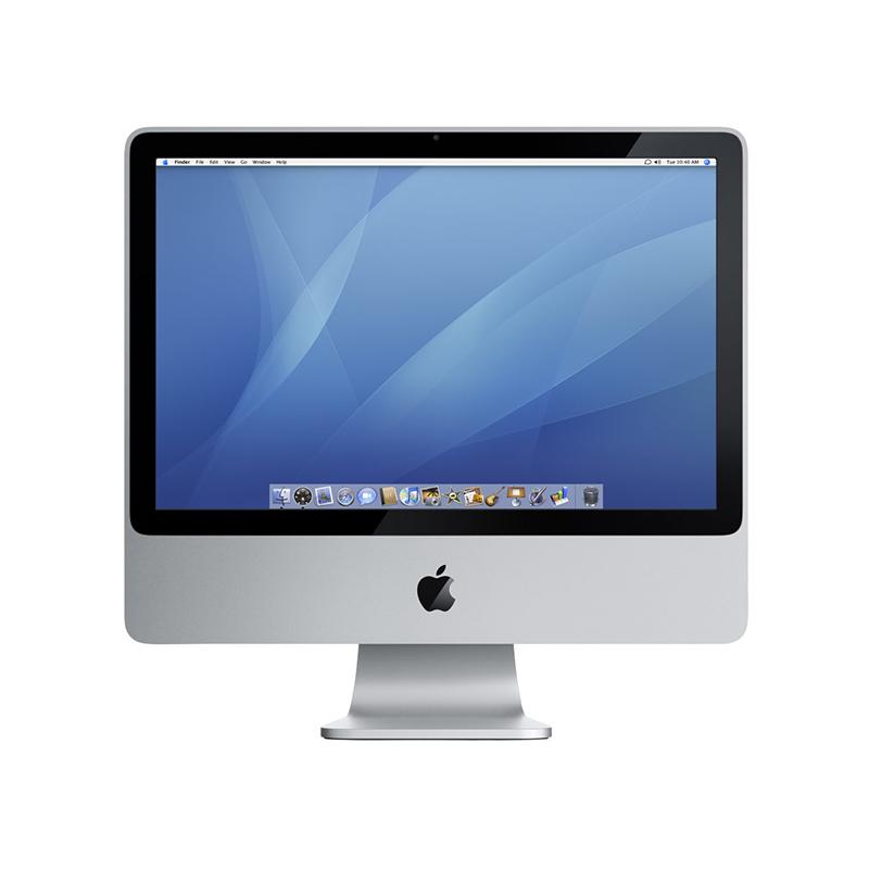 """iMac 20"""" (épais, dos noir) - A1224"""