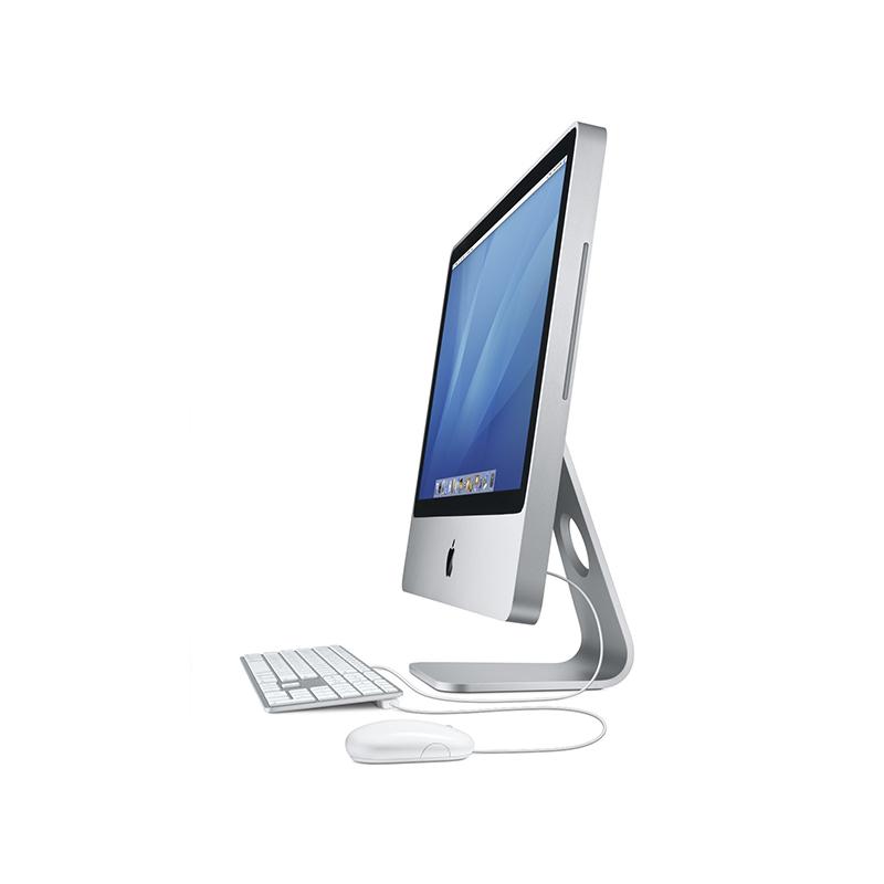 """iMac 24"""" (épais, dos noir) - A1225"""