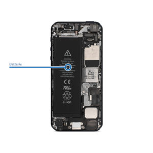 battery 5 300x300 - Remplacement batterie pour iPhone 5