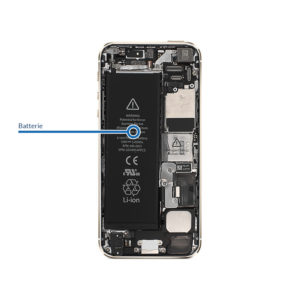 battery 5s 300x300 - Remplacement batterie pour iPhone 5S
