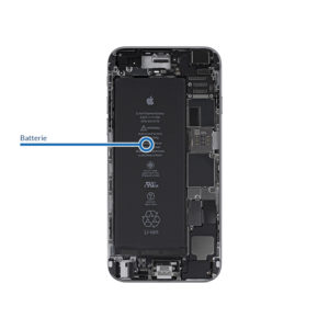 battery i6 300x300 - Réparation batterie pour iPhone 6 Plus