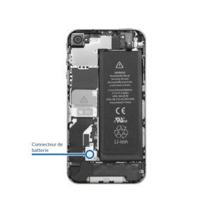 batteryconnector 4s 300x300 - Soudure connecteur de batterie pour iPhone 4S