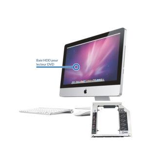 bay a1311 300x300 - Remplacement du lecteur DVD par un disque dur HDD ou SSD