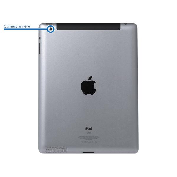 camera ipad2 600x600 - Réparation caméra arrière pour iPad 2