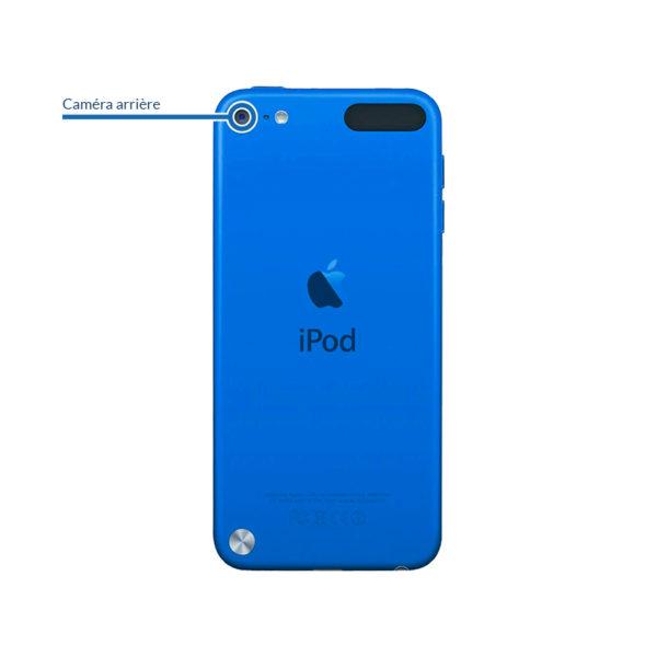 camera itouch5 600x600 - Réparation caméra arrière pour iPod Touch 5