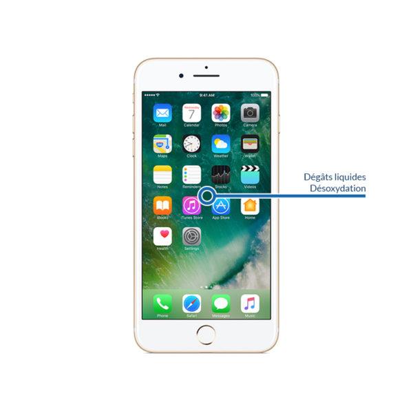 desox 7 1 600x600 - Désoxydation pour iPhone 7 Plus