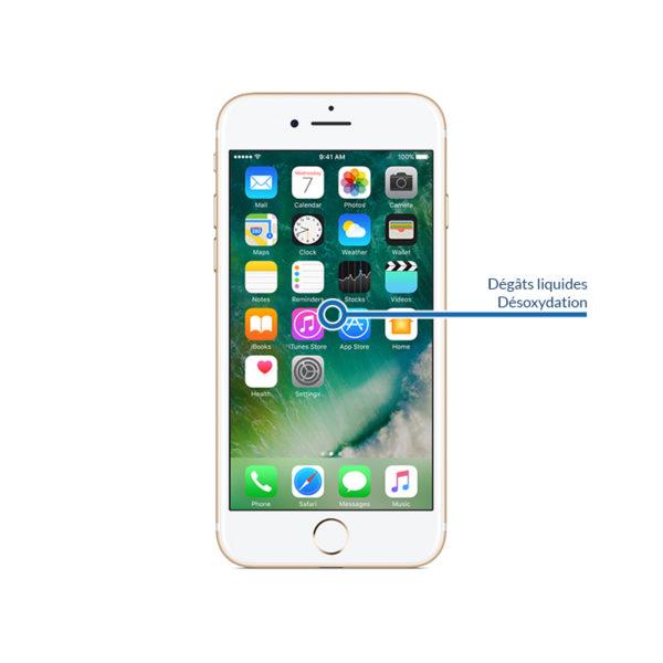 desox 7 600x600 - Désoxydation pour iPhone 7