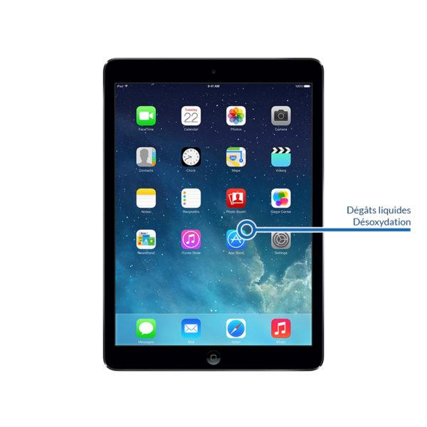 desox ipadair1 600x600 - Désoxydation pour iPad Air