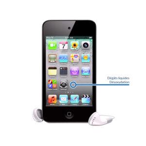 desox itouch4 300x300 - Désoxydation pour iPod Touch 4