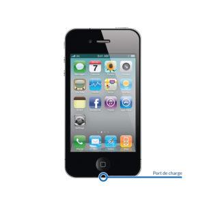 dock 4 300x300 - Réparation port de charge pour iPhone 4
