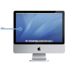 glass a1225 300x300 - Réparation vitre pour iMac