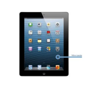 glass ipad4 300x300 - Remplacement vitre tactile pour iPad 4