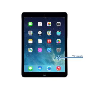glass ipadair1 300x300 - Remplacement vitre tactile pour iPad Air