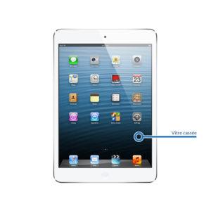 glass ipadmini1 300x300 - Remplacement vitre tactile pour iPad Mini
