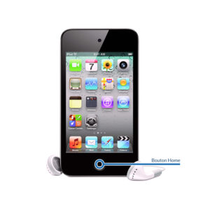 home itouch4 300x300 - Réparation bouton Home pour iPod Touch 4