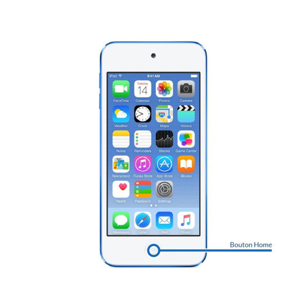 home itouch5 600x600 - Réparation bouton Home pour iPod Touch 5