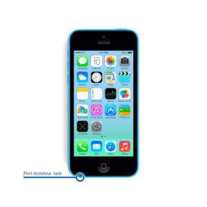 jack 5c 300x300 - Réparation port jack / casque pour iPhone 5C