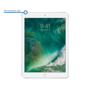 jack ipad5 300x300 - Réparation prise jack/casque pour iPad 5
