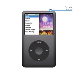 jack ipod 300x300 - Réparation port Jack/casque pour iPod Classic