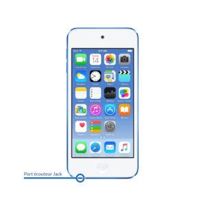 jack itouch5 300x300 - Réparation port Jack/casque pour iPod Touch 5