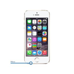 micro 5s 300x300 - Réparation micro pour iPhone 5S