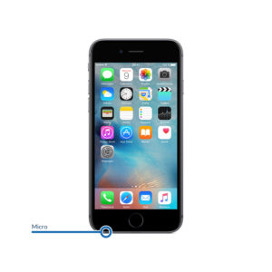 micro 6s 300x300 - Remplacement micro pour iPhone 6S