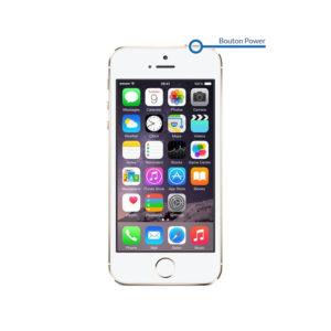 power 5s 300x300 - Réparation bouton Power pour iPhone 5S