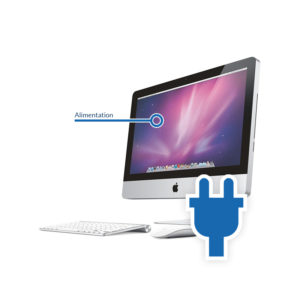 power a1311 1 300x300 - Remplacement alimentation - iMac