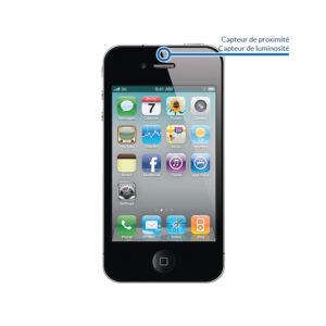 proxi 4 300x300 - Réparation capteur de proximité/luminosité pour iPhone 4