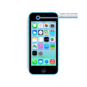proxi 5c 300x300 - Remplacement capteur de proximité/luminosité pour iPhone 5C