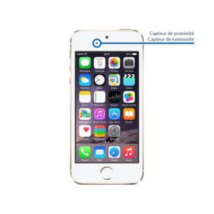 proxi 5s 300x300 - Remplacement capteur de proximité/luminosité pour iPhone 5S
