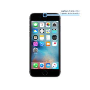 proxi 6s 300x300 - Remplacement capteur de proximité/luminosité pour iPhone 6S Plus
