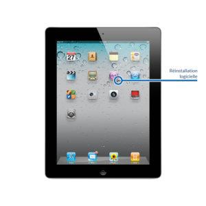 reinstall ipad2 300x300 - Réinstallation logicielle de iOS pour iPad 2