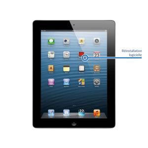 reinstall ipad4 300x300 - Réinstallation pour iPad 4