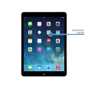 reinstall ipadair1 300x300 - Réinstallation logicielle pour iPad Air