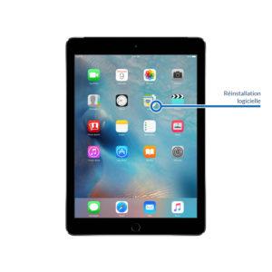 reinstall ipadair2 300x300 - Réinstallation logicielle pour iPad Air 2
