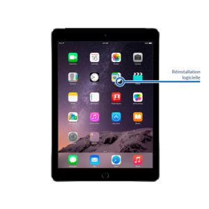 reinstall ipadmini2 300x300 - Réinstallation logicielle pour iPad Mini 2