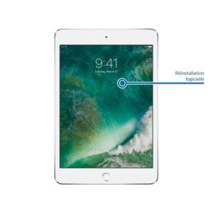 reinstall ipadmini4 300x300 - Réinstallation logicielle pour iPad Mini 4