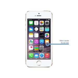 screen 5s 300x300 - Réparation écran LCD et vitre tactile pour iPhone 5S
