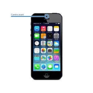 selfie 5 300x300 - Réparation caméra avant pour iPhone 5
