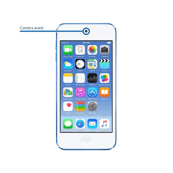 selfie itouch5 600x600 - Réparation caméra avant pour iPod Touch 5