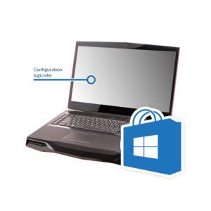 soft alienware 300x300 - Configuration logicielle