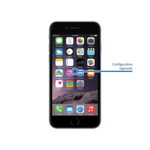 soft i6 300x300 - Réinstallation - Configuration logicielle pour iPhone 6 Plus
