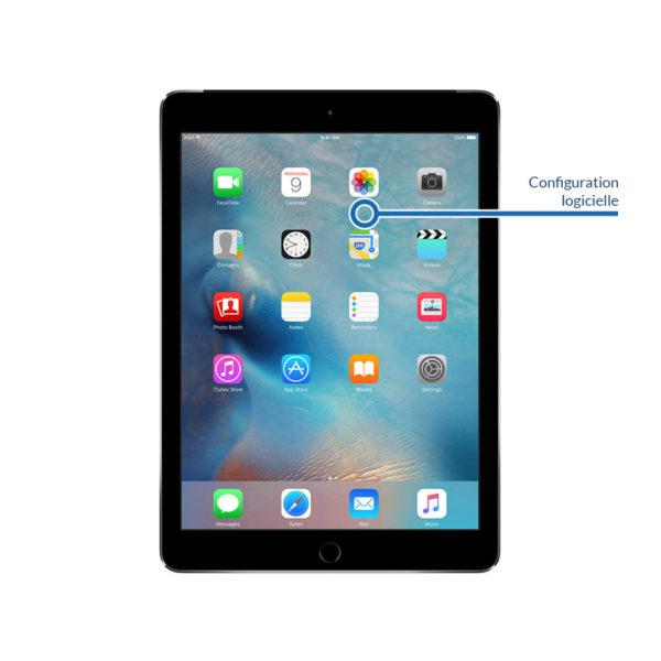 soft ipadair2 600x600 - Configuration logicielle pour iPad Air 2