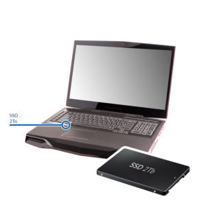 ssd2000 alienware 300x300 - Installation d'un disque dur SSD - 2 To