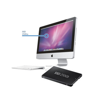 ssd250 a1311 1 300x300 - Remplacement SSD - 250Go